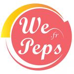 Tournage à Paris - Logo de We Peps
