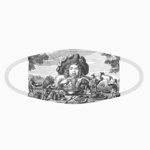 Gargantua - masque de protection en tissu