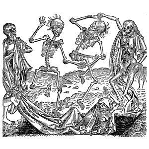 Danse macabre rock n' roll