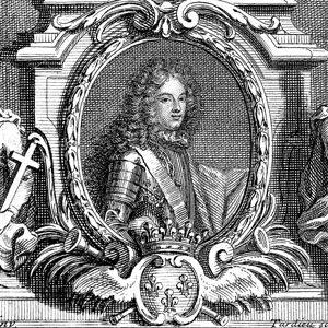 Rois & Reines de France. Portrait de Louis XIV